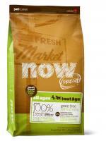 Now Natural Fresh Small Breed Recipe Grain Free Нау Беззерновой Сухой корм для Малых пород Всех возрастов с Индейкой, Уткой и овощами