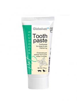 GlobalVet Pet Products Зубная паста для собак и кошек освежающая (Tooth paste)