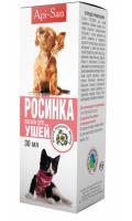 Росинка Лосьон для ушей для собак и кошек