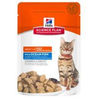 Hill?s ™ Science Plan™ Feline Adult with Ocean Fish корм для взрослых кошек с рыбой