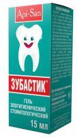 ЗУБАСТИК гель для чистки зубов собак и кошек